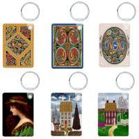 New! Keychains