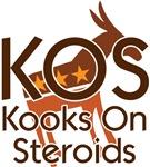 KOS - Kooks On Steroids