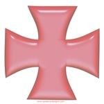 Iron Cross Pink