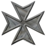 Maltese Cross Gray