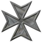 Maltese Cross Gray