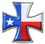 Iron Cross Texas 3D