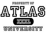 Atlas University T-Shirts