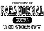 Paranormal University T-Shirts