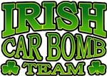 Irish Car Bomb Team T-Shirts