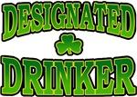 Designated Drinker T-Shirts
