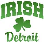 Detroit Irish T-Shirts