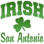 San Antonio Irish T-Shirts