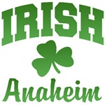 Anaheim Irish T-Shirts