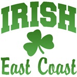 East Coast Irish T-Shirts