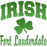 Fort Lauderdale Irish T-Shirts