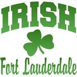 Fort Lauderdale Irish T-Shirts