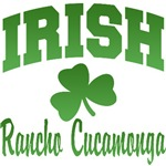 Rancho Cucamonga Irish T-Shirts