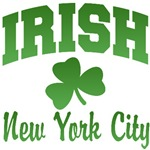 New York City Irish T-Shirt