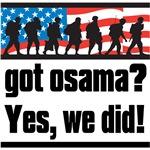 Got Osama? T-Shirts