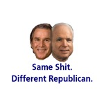 Same Shit.  Different Republican.