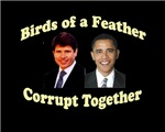 Birds of a Feather Corrupt Togethr