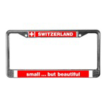 Our License Plate Frames