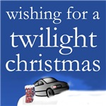wishing for a twilight christmas