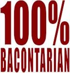 100% Bacontarian