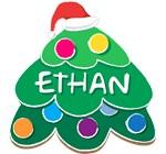 Custom name Christmas Tree