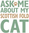 Scottish Fold Cat Breed Merchandise