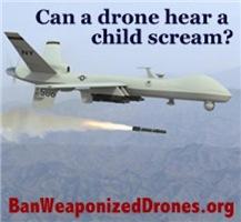 Can a Drone Hear a Child Scream?