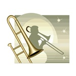 Trombone Player Design