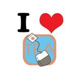 I Heart (Love) Tea