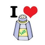 I Heart (Love) Salt