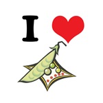 I Heart (Love) Peas
