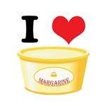 I Heart (Love) Margarine