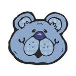 Cute Blue Country Bear