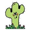 Happy Little Cactus