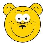 Bear Smiley Face