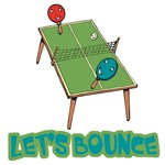 Let's Bounce Table Tennis