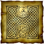 Celtic Knotwork Letter H
