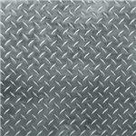 Gray Diamond Plate Pattern Photo