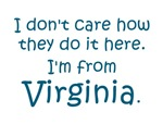 I'm From Virginia