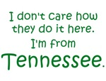 I'm From Tennessee