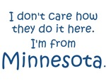 I'm From Minnesota