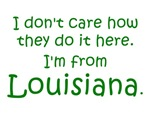 I'm From Louisiana