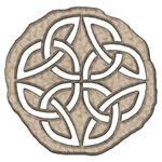 Celtic Knotwork Coin