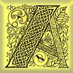 Celtic Letters-Monograms-Initials