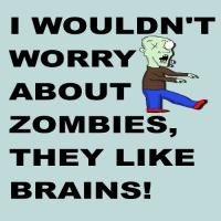 No Zombie no cry