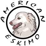 American Eskimo T-shirts & Gifts