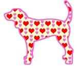 coonhound hearts