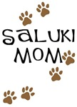Saluki Mom Paw Prints