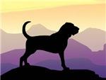 Bloodhound Purple Mountain