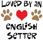 Loved By An English Setter
